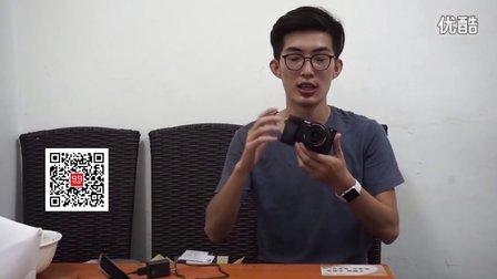 宁波贺道华索尼A6300SONY微单开箱视频A6300