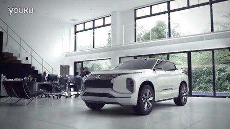 2016巴黎车展 三菱GT-PHEV概念车灵感