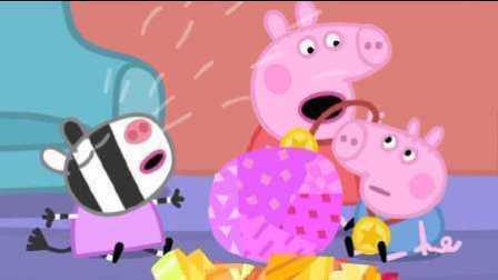 亲子早教 识字176 小猪佩奇学汉字 第二季 粉红猪小妹