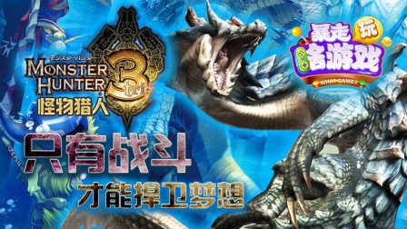 怪物猎人 只有战斗才能捍卫梦想05【暴走玩啥游戏第二季】