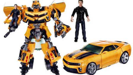 变形金刚电影大黄蜂超大的大黄蜂和硝基大黄蜂车辆机器人汽车玩具 第一季 变形金刚 玩具 大黄 变形金刚之领袖的挑战 第一季