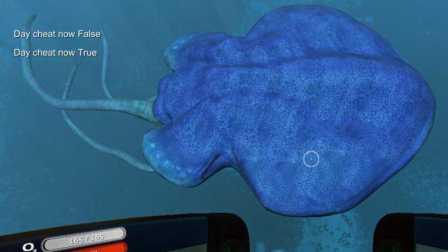 【峻晨解说】美丽水世界#114-开机甲猎杀巨型暗礁鱼!解锁新姿势~死亡旋转