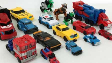 (变形金刚) 汽车人装配 儿童玩具