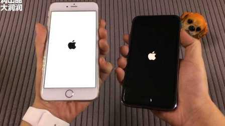 【安润出品】国行iPhone7 Plus对6s plus史上最详尽速度对比测试「安润瘦身老师原创」大润润解说