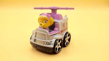 宝狄与好友战车玩具开封 109