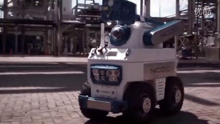 壳牌首个可移动防爆机器人——森斯博特(Sensabot)