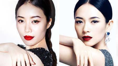 惊艳仿妆 | Michelle Phan变身国际章