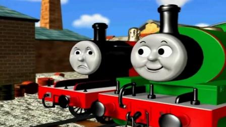 托马斯和他的朋友们 玩具小火车运输货物