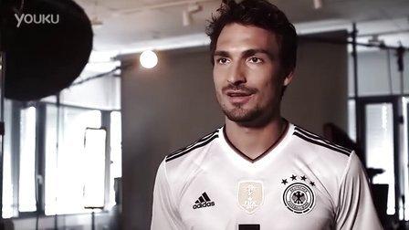 德国国家队2017联合会杯主场球衣