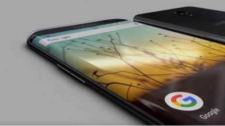 华为概念手机曝光 四曲面屏让小米MIX惊呆了