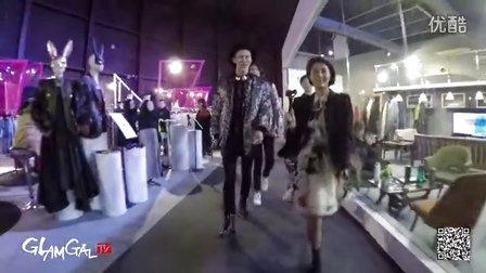 GlamGal:ESEE蔻拉与模特小伙伴 潮流市集逛逛逛