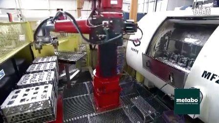 你知道高端角磨机是怎么制造的吗?