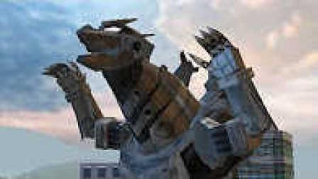 魔噠我的世界 奧特曼鋼鐵哥斯拉大戰金剛丁丁鳥