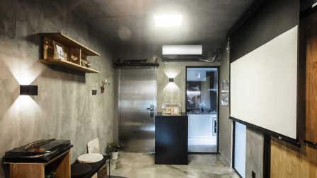 上海建筑师夫妇教你,如何从40平米小户型偷更多空间