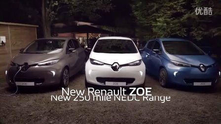 全新雷诺ZOE 环保出行新方式