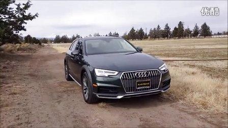 2017款奥迪A4 车内外观测评