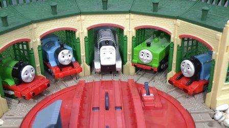 圣诞节的托马斯小火车之家 213