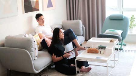 北京雾霾这么重,一对白羊座夫妇竟然造出一个超级干净的家!