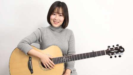 告白气球 - Nancy吉他教学