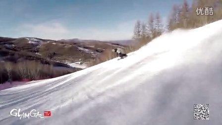 GlamGal:感受2022冬奥会滑雪场地.崇礼-预告篇