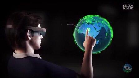 """全息增强现实 -""""数字光塑形""""技术的根本优势"""
