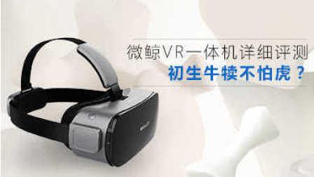[虎虎VR出品]微鲸VR评测,微鲸vr眼镜怎么样,有那些VR内容?