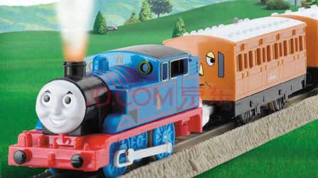 托马斯和他的朋友们 托马斯成长记 托马斯玩具火车视频