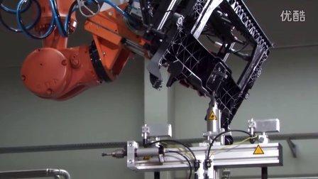 【塑料行业】KUKA机器人解决方案