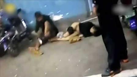 醉了!男子停车场内当众强奸醉酒女被路人拍下