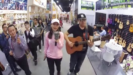 【郝浩涵吉他教学】吉他弹唱 无底洞(搭档:林小可)