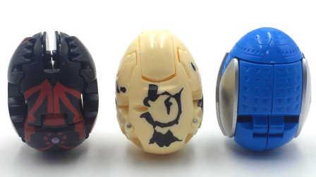 奥特曼蛋 怪兽变形玩具蛋 798