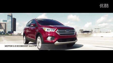 2017款福特翼虎 动态展示