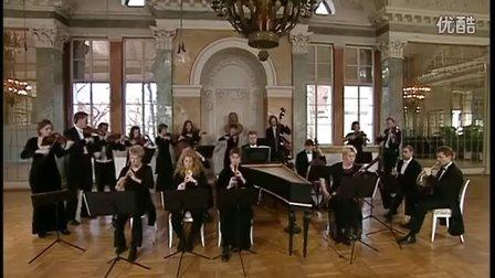 巴赫-勃兰登堡协奏曲第1号-F大调-BWV 1046(Freiburger Barockorchester