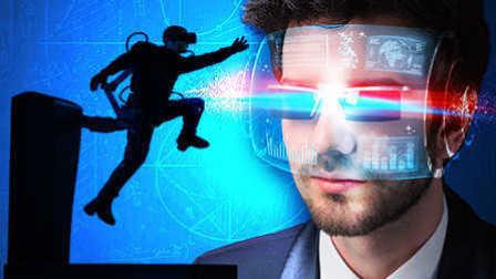 未来虚拟世界从这里开始