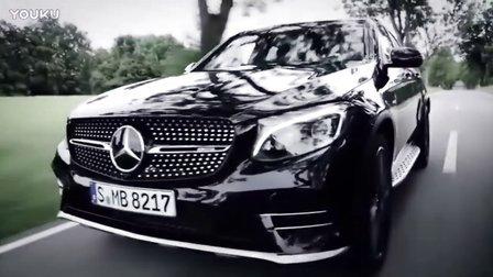 2017款奔驰GLC Coupe 流畅线条更时尚