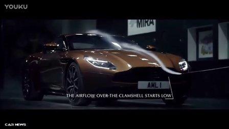 2017款阿斯顿·马丁DB11 品质升级更豪华
