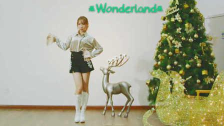 【紫嘉儿】Jessica(郑秀妍)-Wonderland 舞蹈 圣诞节特别版