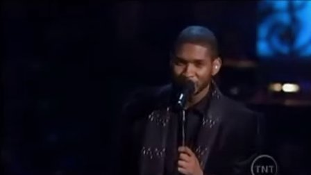 【猴姆独家】R&*天王Usher在奥巴马总统面前深