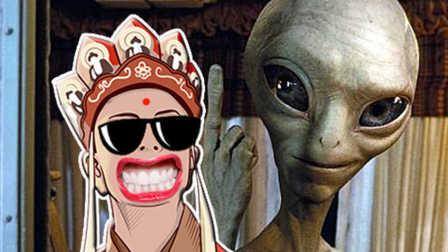 Big笑工坊 第一季:唐唐神吐槽:最搞笑的外星 188