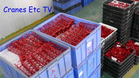 Cranes Etc in China - Manitowoc Cranes by Cranes Etc TV