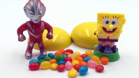 小猪佩奇和蜘蛛侠 粉红猪小妹被巨人打