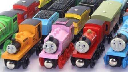 托马斯和他的朋友们 小火车比赛竞速