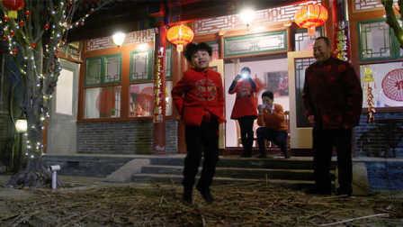 据说只有10%的人知道,北京是这么过年的!