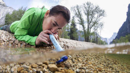 「资讯100秒」无所不能的净化神器  连马桶里面的水都能喝