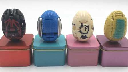 【培乐多彩泥·超级巨蛋】猪猪侠&托马斯&变形金刚&乐高小马宝莉奇趣蛋·亲子玩具
