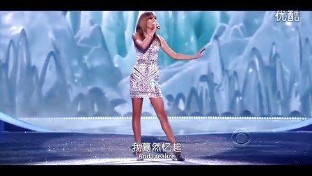 I Knew You Were Trouble _ Taylor Swift 2013维密现场版