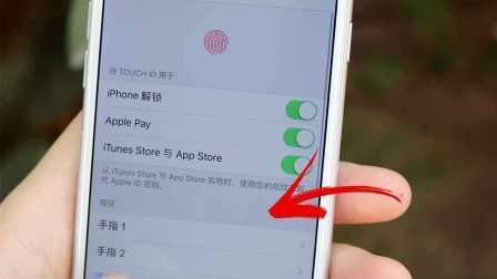 【科技微讯】iPhone 指纹识别:这个功能,你发现了吗