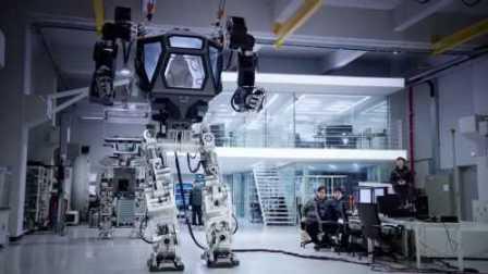韩国团队打造巨型高达机器人Method-1