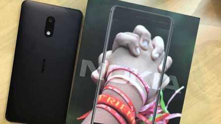 [直播回放]Nokia 6现场试玩!