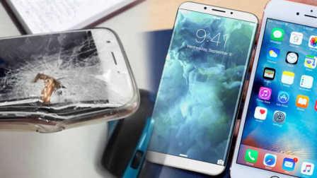 暴力测试Nokia新机砸核桃  新iPhone8信息完全泄露
